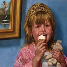 The Ice-Cream Princess