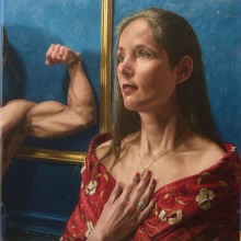 The Lady And The Biceps