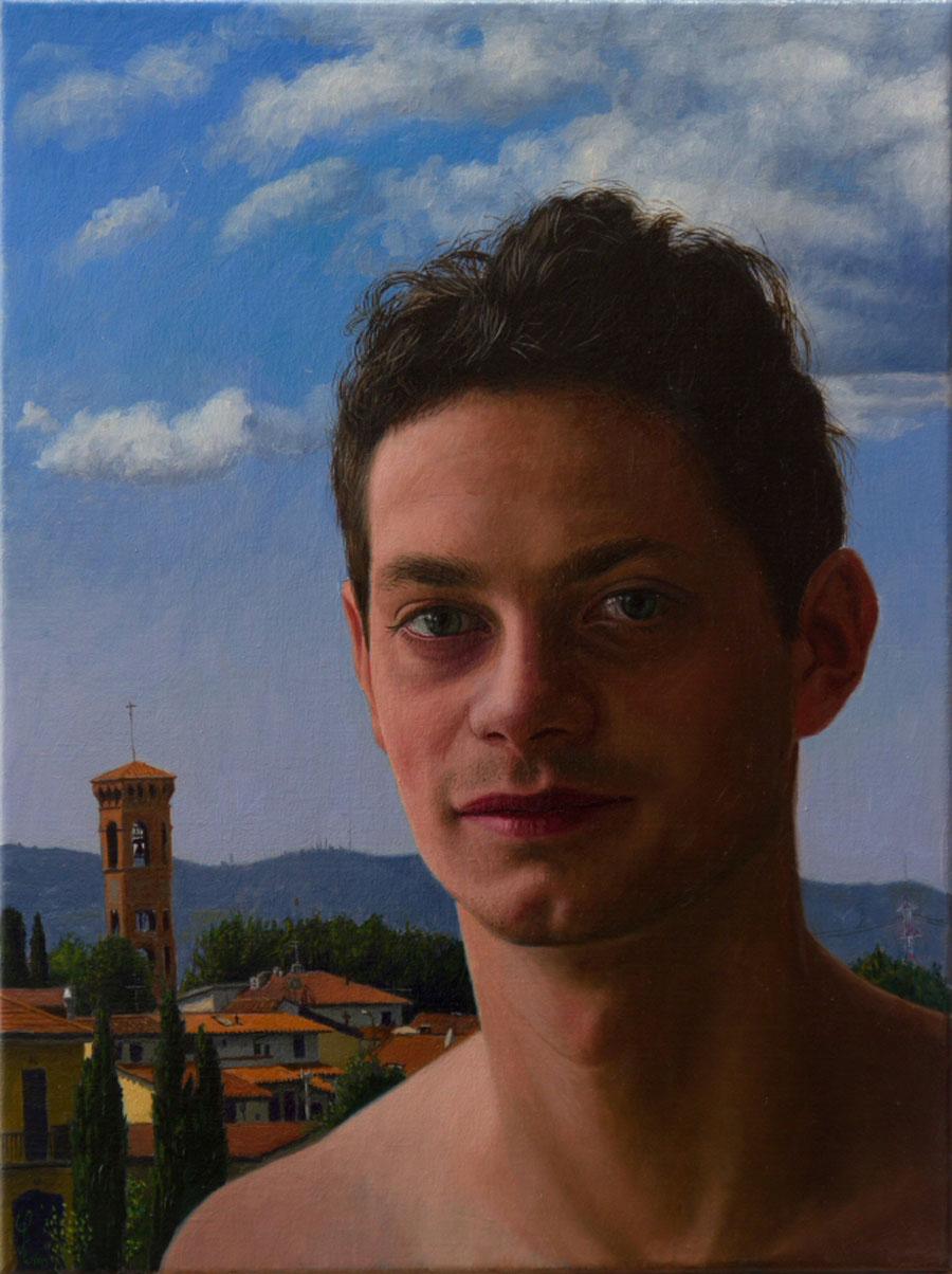 Ritratto Italiano, (Vieri)
